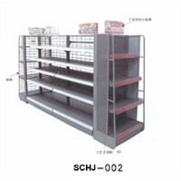 Goods Shelf 5-Layer Display Rack Factory Direct Sale for Super Market/Shops/Store