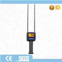 Digital handheld grain moisture meter