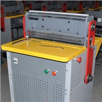 Paper Punching & Wire Closing Machine