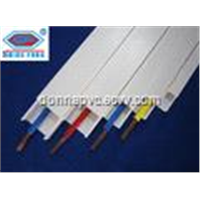 Extrusion PVC Cable Trunking channel for wires