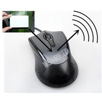 Mouse card reader