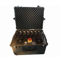 300W High Power VHF UHF NMT CDMA Single Jammer (Waterproof & shockproof design)