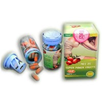 Meizi Super Power Fruits Slimming Capsule, Weight Loss Diet Pills