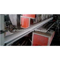 PVC profile pipe extrusion machine