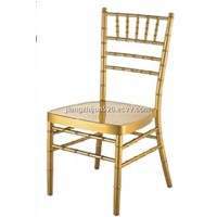 Aluminium Tiffany Chiavari Chair Wedding Chair