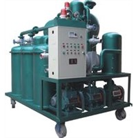 Used Waste Lube Oil Purifier