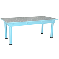 2D Welding Table/Steel/1m X 1m, D28/China Manufacture