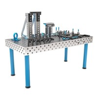 3D Steel Welding Table, 39X78'' DCT Welding Systems.