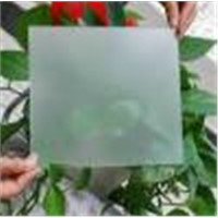Anti-fingerprint glass frosting powder YK-VI