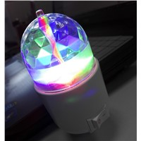 Plastic Led 3D For Kids Children Baby Small USB Plug In Mini Decoration Star Ceiling Night Light