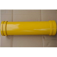 hardened concrete pump pipe