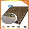 High Quality Eco recyclable rotproof  wood plastic composite WPC Decking