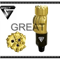 Dianmond Bi-center drill bits for well drilling