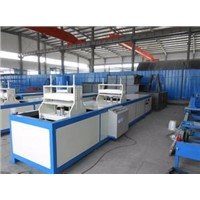 Pull extrusion equipment