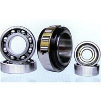 760204 bearing high rigidity and high precision angular contact ball machine tool spindle bearing