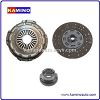 CLUTCH DISC 1878026431 CLUTCH COVER 3482008038 RELEASE BEARING 3151000020 CLUTCH KITS FOR BENZTRUCK