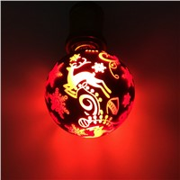 G80 G95 G125 Filament LED Bulb Light for Decoration Chiristmas Light