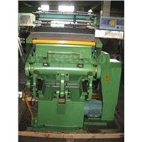 Gilding and Die Cutting Machine