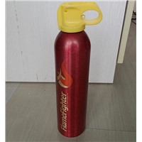 portable 600g aluminum car fire extinguisher