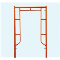 Steel H Frame Scaffolding shoring frame scaffolding ladder frame for construction