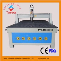 150 x 300cm wood cnc router machine for 3D relief engraving TYE-1530