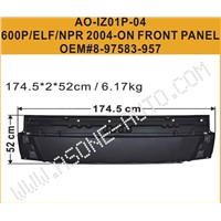 ISUZU 600P/ELF/NPR 2004 Metal Front Panel OEM 897583957