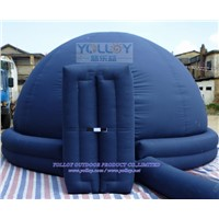 Mobile Inflatable Planetarium Dome Tent for Projection