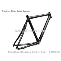 carbon fiber bicycle frame mountain bike frame bicycle parts OEM