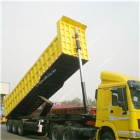 hydraulic tractor tipper trailer