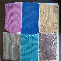 metal metallic fabric metal wire cloth