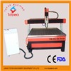 Economic Aluminum CNC Cutting machine with water tank TYE-1512