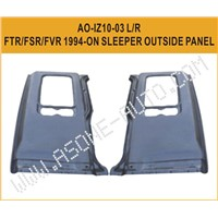Best Price ISUZU FTR/FSR/FVR Replcement Sleeper Outside Door