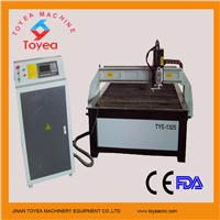 Stainless steel CNC Plasma Cutting machine with 100A plasma source TYE-1325