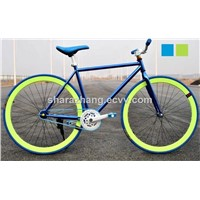 flaring single speed fixie bike flip-flop hub fixed gear bike