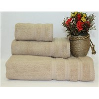 100% Cotton White Hotel Terry Towel