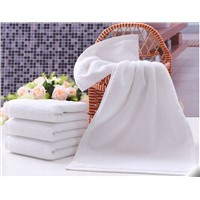 100% Cotton Hotel White Bath Towel