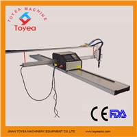 Easily moved Portable CNC Plasma Cutting machine for stainless steel/iron  TYE-1530