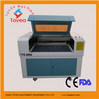 Factory price China Toyea Laser Engraving and Cutting machine with red pot TYE-6090