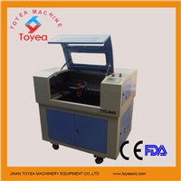Glass/Metal Shadow Laser Engraving engraving machine  with High speed TYE-4060