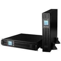 RM Series Online Rack Mounted UPS 1-10Kva Pure Sine Wave Uninterrupted Power Supply