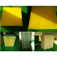 Aluminum Silk Screen Fame with Mesh