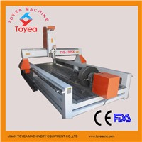 China CNC Molding engraving machine with rotary axis TYE-1325X
