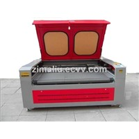 1600*1000/ CO2 Laser engraving cutting machine/Laser engraver Cutter/auto roll feeding system/HQ1610