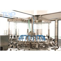 CGF series small mineral water bottle filling machinery (3 in 1 monoblock)