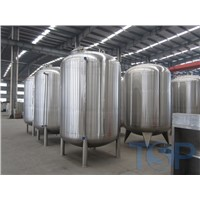 Automatic bottled water treatment process, rotary fillers, bottle water filling machine manufacturer