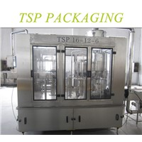 Full automatic bottled water filling bottling equipment small scale