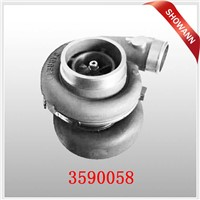 turbocharger for aftermarket apply to VOLVO D16A TD160 OEM No 1556919 Part No 3590058
