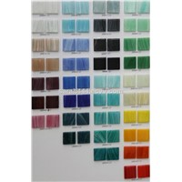 Stream glass mosaic/swimming pool tiles