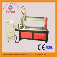 Professional Cylindrical CNC Router engraving machine with rotary axis TYE-1200X