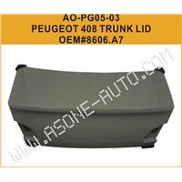 AsOne Trunk Lid For Peugeot 408 Auto Kit OEM=8606.A7